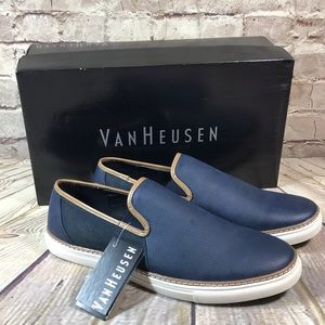 VAN HEUSEN SHOES SNEAKERS Cupfull NAVY BLUE 5eb905e84ca